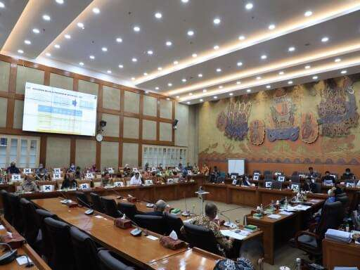 BP Batam Bahas Rencana Kerja dan Anggaran (RKA) Tahun 2021 Bersama Komisi VI DPR RI-02