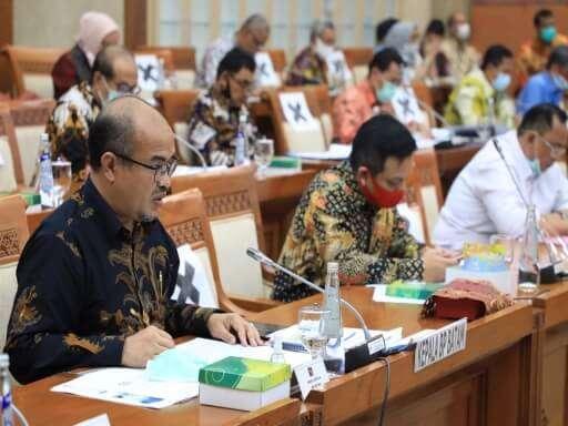 BP Batam Bahas Rencana Kerja dan Anggaran (RKA) Tahun 2021 Bersama Komisi VI DPR RI-03