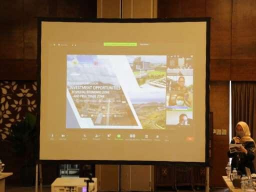 BP Batam Paparkan Keunggulan Batam dalam FGD Peluang Investasi di KEK Indonesia-02