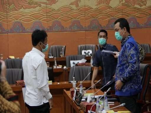Kepala BP Batam Muhammad Rudi Paparkan Kinerja BP Batam di Komisi VI DPR RI-02