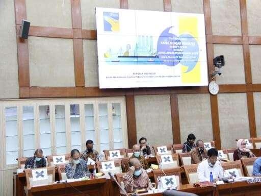 Kepala BP Batam Muhammad Rudi Paparkan Kinerja BP Batam di Komisi VI DPR RI-03