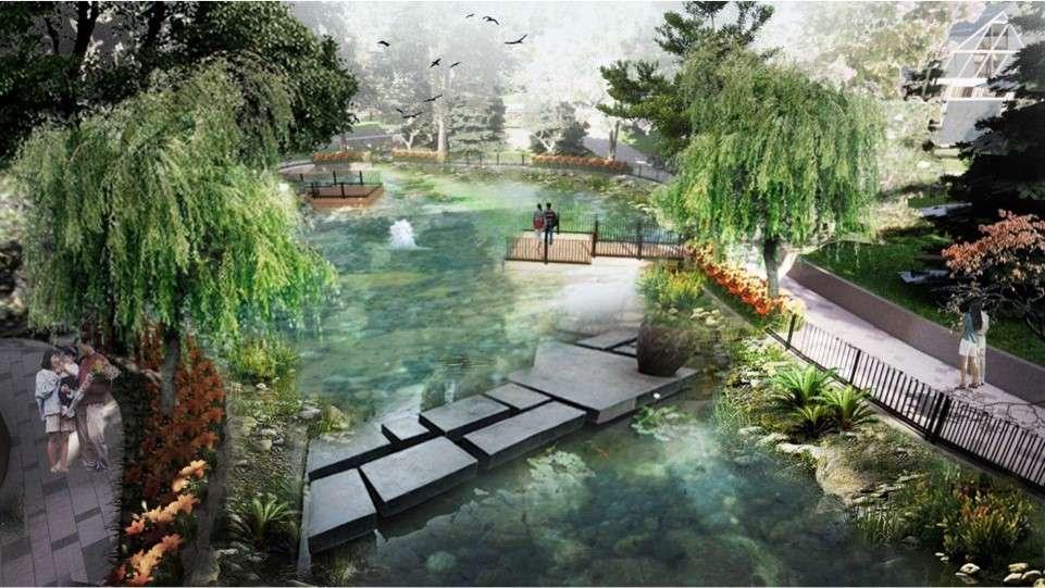 Kolam Pancing dan Edukasi - Kawasan Taman Rusa Sekupang