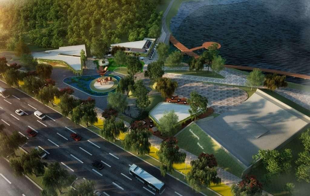 Lotus-Park-Taman-Kolam-Sekupang
