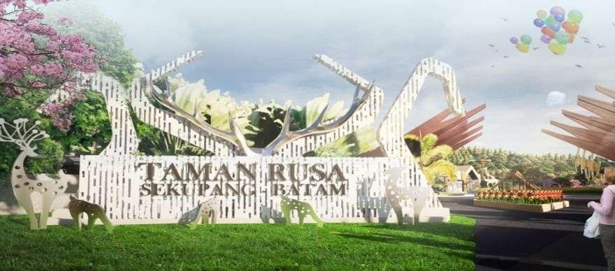 Sculpture - Kawasan Taman Rusa Sekupang