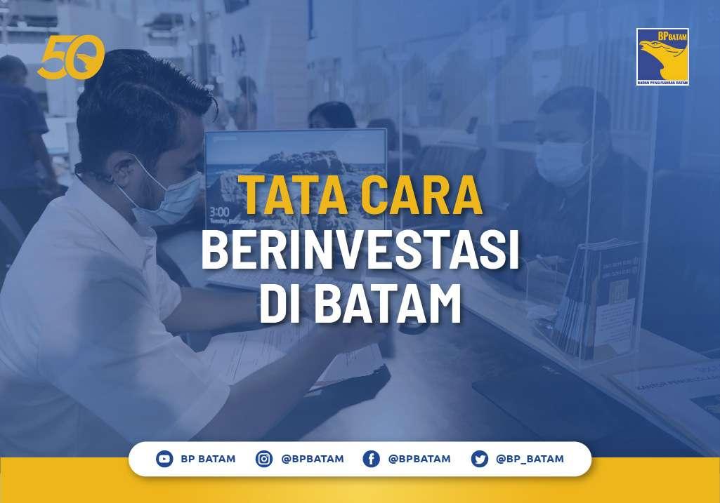 Tata Cara Berinvestasi di Batam